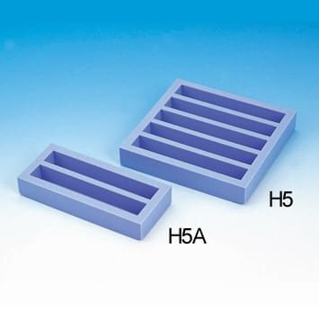 Plaster Carving Block Rubber Mold H5A (2 blocks)