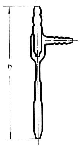 Vacuum pump - water, 220 mm