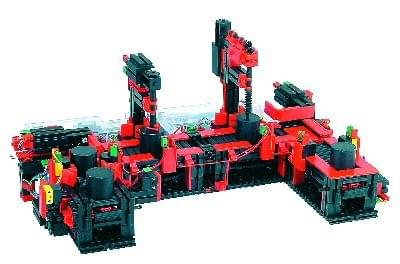 96790 - Assembly line with two work stations 24 V