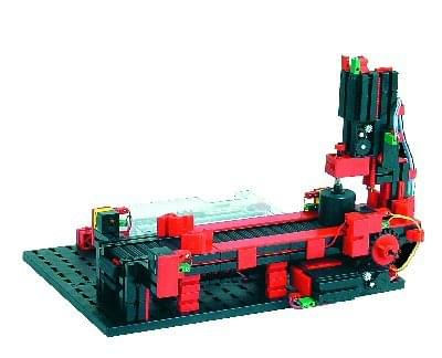 96785 - Punching machine with conveyor belt 24 V