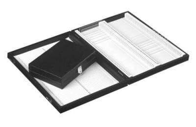 Mikrokrabice na podložní skla 76 x 26, papírová