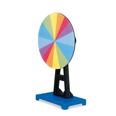 Newton's Colour Disc, with Crank