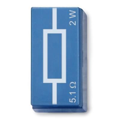 Linear Resistor 5,1 Ω, 2W