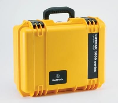 Hard Shell, Water-tight Carrying Case