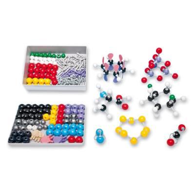 Inorganic / Organic Molecule Set D