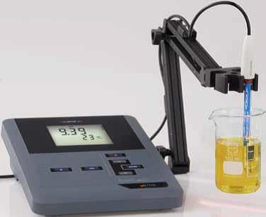 inoLab pH 7110 - pH/mV meter