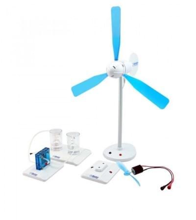 HZ08 – Hydro-větrná sada