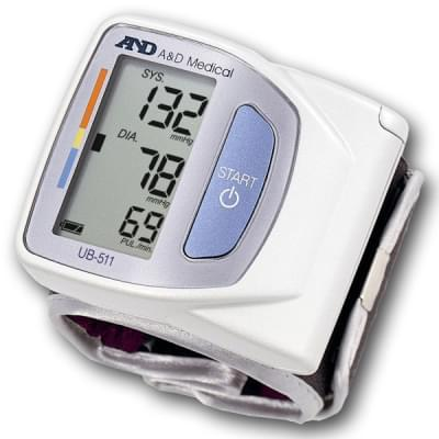 UB-511 - Wrist Blood Pressure Monitor