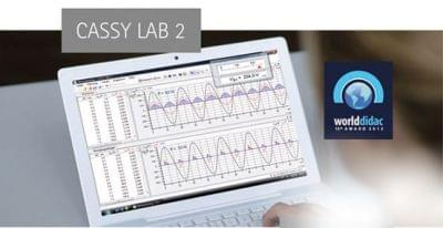 524220 - CASSY Lab 2 - software