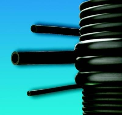 Hadice VITON, černá, vnitřní průměr 9 mm - 9 x 12