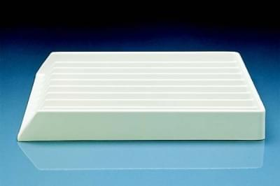 Tray divided by nine, PVC, 355 × 300 x 45 mm
