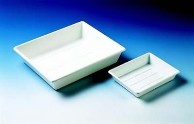 Laboratory tray 240 × 300 mm, PP