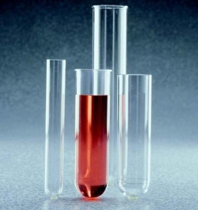 Zkumavka centrifugační s kulatým dnem, PC, 38 ml