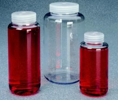 Láhev centrifugační, PC, max. zátěž 7 100 × g, 1 000 ml, výška 180 mm - 1000 ml