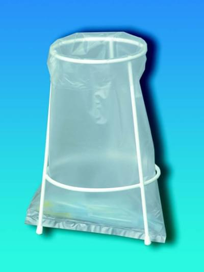 Stojan na odpadové pytle o velikosti 300 × 200 mm