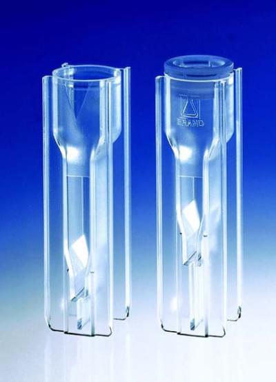 Kyvety UV, Brand, UV micro, c = 8,5 mm - UV micro