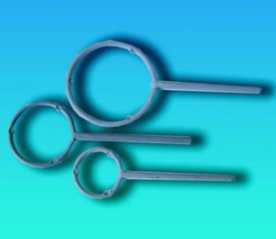Kruh varný bez svorky, vnější průměr 130 mm, vnitřní průměr 105 mm - 130 mm