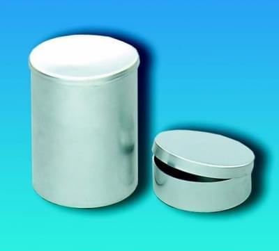 Dóza hliníková s víčkem, 100 ml - 100 ml