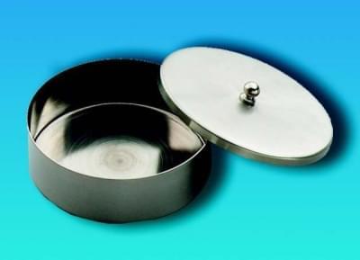 Miska odpařovací s víčkem, 73 ml, průměr 70 mm - 73 ml
