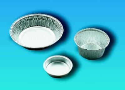 Miska hliníková na vzorky, 110 ml - 110 ml