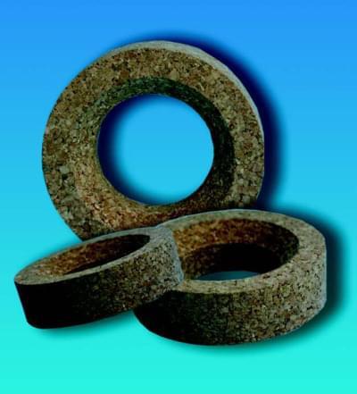 Podstavec korkový pro baňky s kulatým dnem, průměr 80 mm - 80 mm