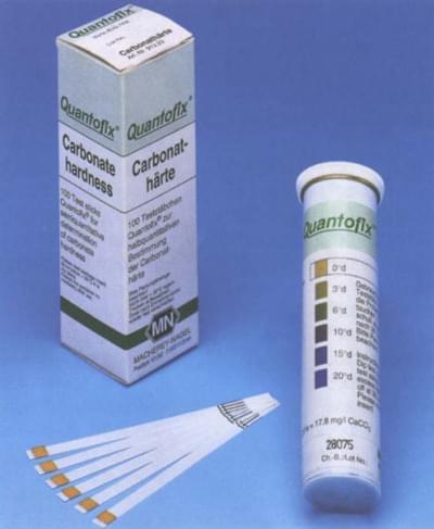 Proužky testovací QUANTOFIX - pro semikvantitativní analýzu, PO43