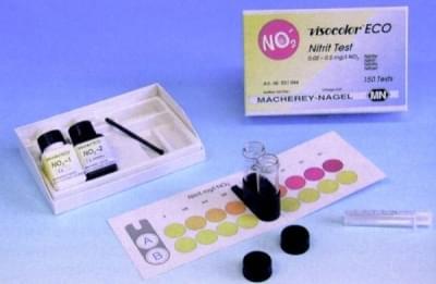 Kity analytické VISOCOLOR ECO - pro kolometrickou nebo odměrnou analýzu vody, bazénová chemie