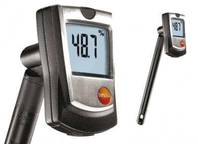 Testo 605-H1 - Humidity mesurement stick with thermometer