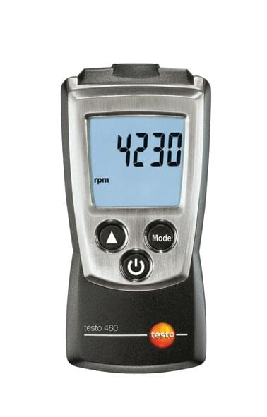 Testo 460 - RPM measuring instrument