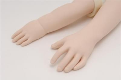 M95 - Simulátor nitrožilní punkce na dětské ruce