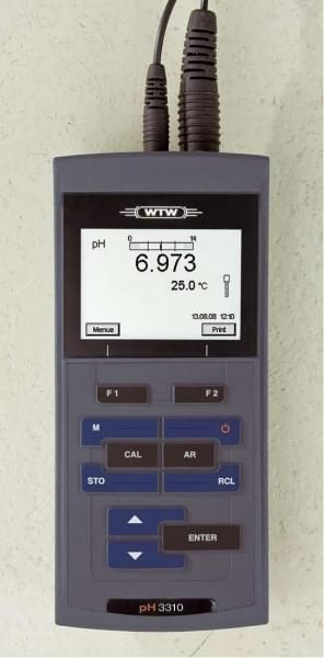 pH 3310 - Pocket pH meter + electrode SenTix 41