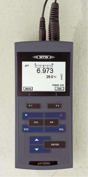 Oxi 3310 - Hand-held oximeter