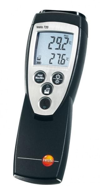 Testo 720 - Laboratory thermometer Pt100