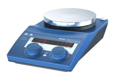 RCT basic - Magnetic stirrer with heating