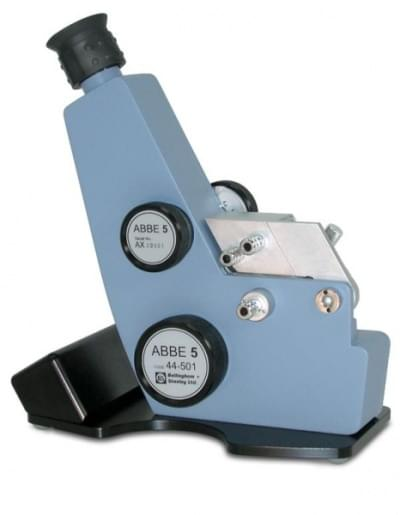 Abbe 5 - Abbé refractometer