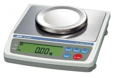 EK-610i EC - Compact Personal Balance, max. capacity 600g