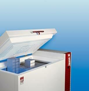 GFL 6383 - Chest deep freezer