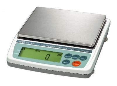 EW-1500i-EC - Personal Compact Balance, max. capacity 1500g