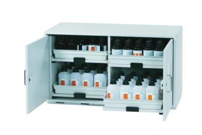 SL.60.110-4 - Underbench Cabinet for Acids and Alkalis