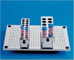 GFL 3925 - Test Tube Rack for 12 tubes ? 25-29 mm