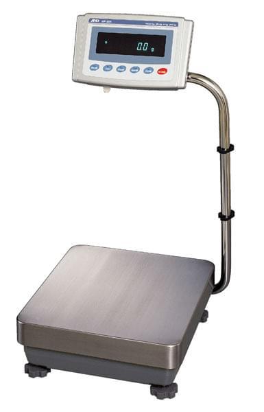 Váha AND série GP - přesná váha pro vyšší hmotnosti