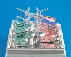 GFL 3957 - Svorka pro upevnění dělící nálevky 50 ml