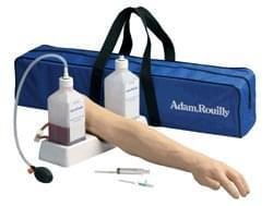 AR251 - Model paže pro nácvik aplikace infuze