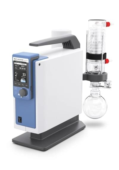 IKA VACSTAR control - 4-chamber membrane vacuum pump