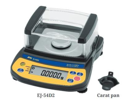 EJ-54D2 - Compact Precision Balances