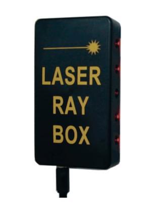 Laserový box