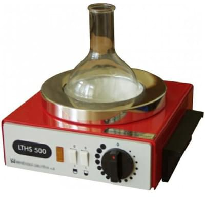 Heating nest for 2000 ml flasks