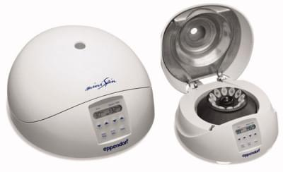 MiniSpin centrifuga