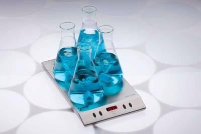 MIX 4 MS - Magnetic stirrer, 4 positions
