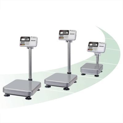 Multifunkční můstkové váhy série HV-CP a HW-CP s integrovanou tiskárnou